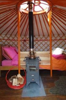 Origineel overnachten in een Mongoolse Yurt10
