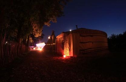 Origineel overnachten in een Mongoolse Yurt16