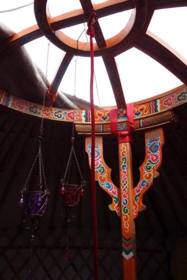 Origineel overnachten in een Mongoolse Yurt4