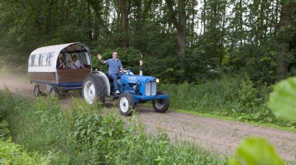 Bijzondere Overnachting Origineel Overnachten Slapen op boerderij De Lange Weide BoerenBed in Dwingeloo22