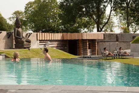 Ontspannen slapen in Wellness Resort Fort Beemster