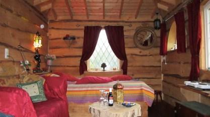 Bijzondere Overnachting Slapen in een boomhut Het Kleine Paradijs Friesland6