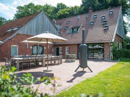 Origineel overnachten op Erfgoed Bossem in Twente