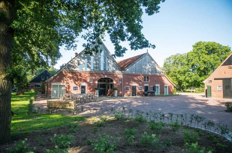 Bijzondere Overnachting Origineel Overnachten op Erfgoed Bossem in Lattrop Twente2
