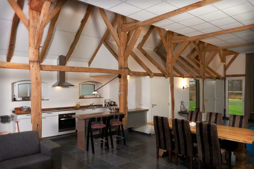 Bijzondere Overnachting Slapen op landgoed de Weldaed in Aalten Romantiscshe Wellness villa3
