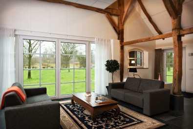 Bijzondere Overnachting Slapen op landgoed de Weldaed in Aalten Romantiscshe Wellness villa7