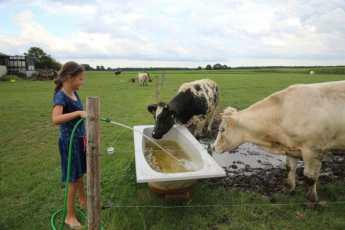 Slapen bij de Boer op De Brabantse Hei