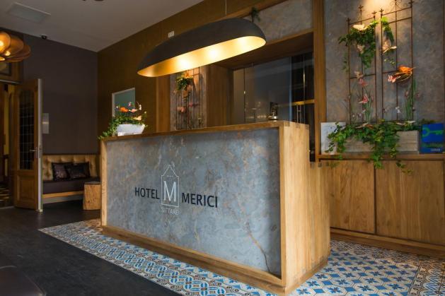 Grand Hotel Merici in Sittard - Slapen in een modern klooster1