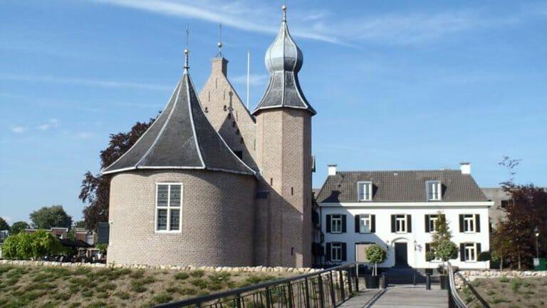 Bijzondere Overnachting Design Hotel Kasteel Coevorden1