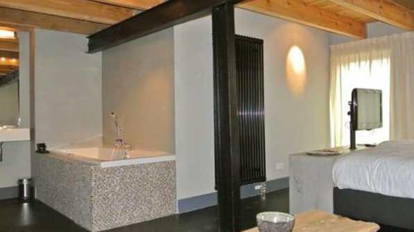 Bijzondere Overnachting Design Hotel Kasteel Coevorden4