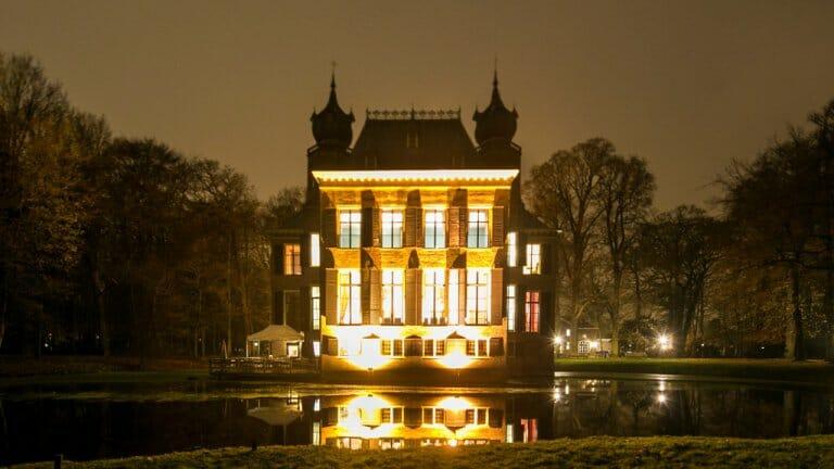 Bijzondere Overnachting Kasteel Oud Poelgeest Hotel Oegstgeest Leiden3