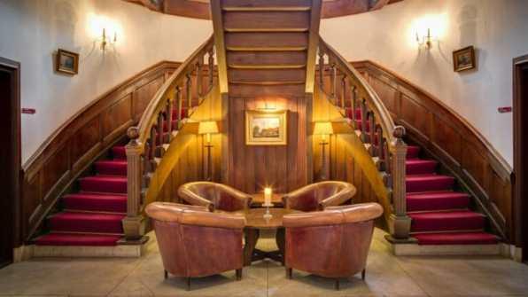 Bijzondere Overnachting Hotel Kasteel de Essenburgh Hierden4