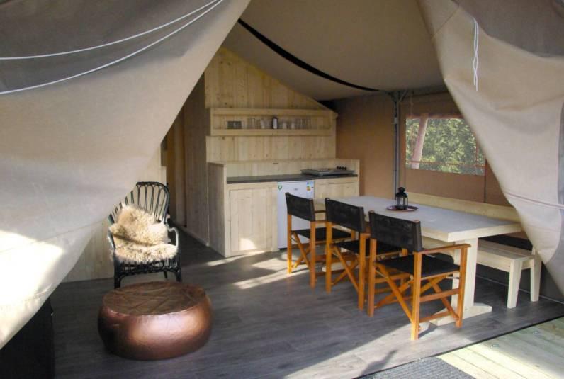 Bijzondere Overnachting Safaripark Resort De Beekse Bergen Hilvarenbeek Brabant11