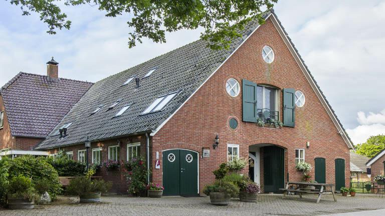 Bijzondere Overnachting Slapen bij de Boer Bed and Breakfast t Moershuis Diepenheim1