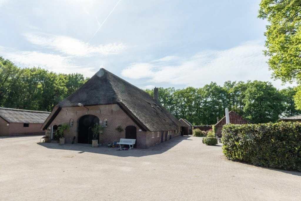 Bijzondere Overnachting Slapen bij de Boer Landgoed Volenbeek Ermelo de Veluwe4