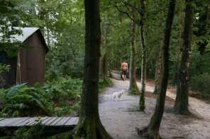 Bijzondere Overnachting Slapen bij de Boer Landgoed Volenbeek Ermelo de Veluwe9