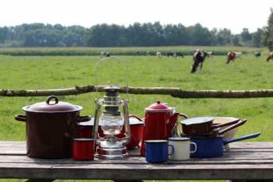 Bijzondere Overnachting Slapen bij de Boer op De Groene Hoeve Wijdenes boerderij Noord-Holland22