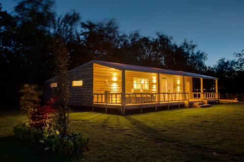 Bijzondere Overnachting Slapen bij de boer Guesthouse De Heide Oeffelt Brabant9