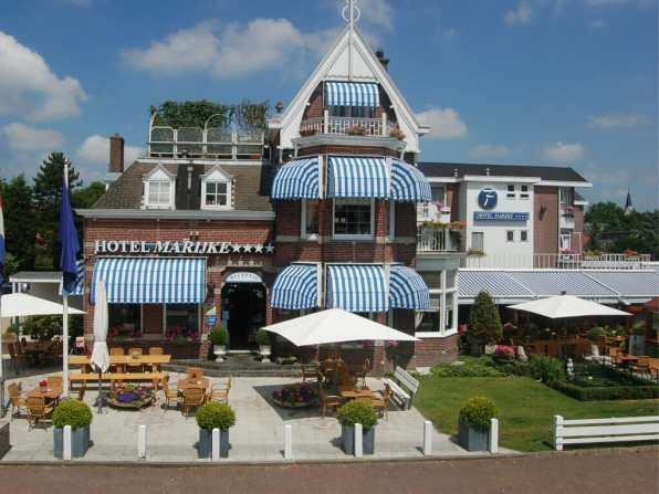 Bijzondere Overnachting Origineel Overnachten Fletcher Hotel Marijke in Bergen Hollandse Kust1