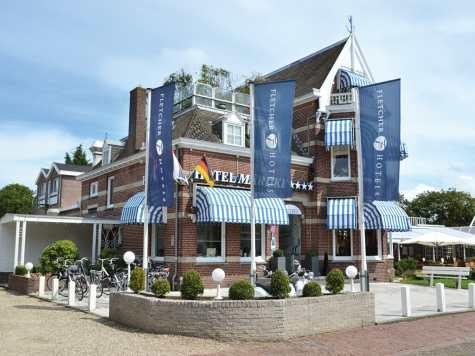 Bijzondere Overnachting Origineel Overnachten Fletcher Hotel Marijke in Bergen Hollandse Kust11