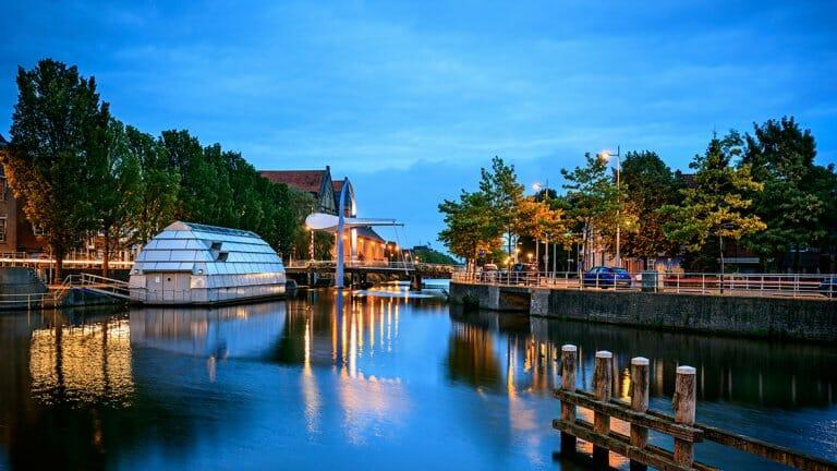 Bijzondere Overnachting Origineel Overnachten Hotel Oostergoo Grou Friesland11