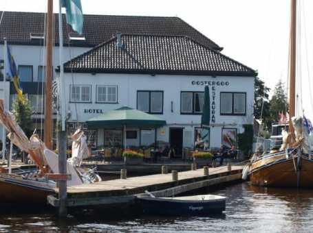 Gastvrij hotel aan het water in Grou – Friesland