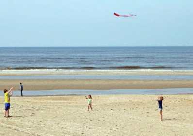 Bijzondere Overnachting Origineel Overnachten Slapen op het strand Castricum aan Zee2