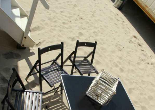 Bijzondere Overnachting Origineel Overnachten Slapen op het strand Castricum aan Zee6