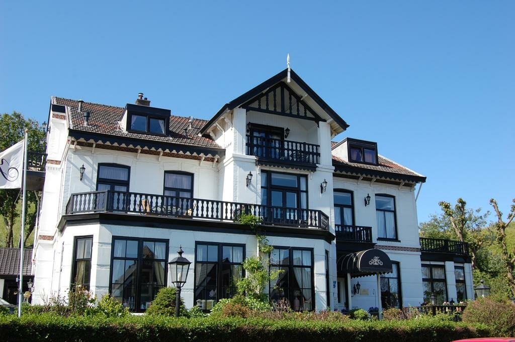 Villa aan het Noord-Hollandse strand