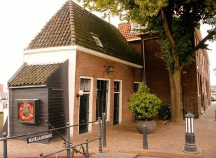 Bijzondere Overnachting Origineel Overnachten Zakkendragershuisje in Dordrecht2