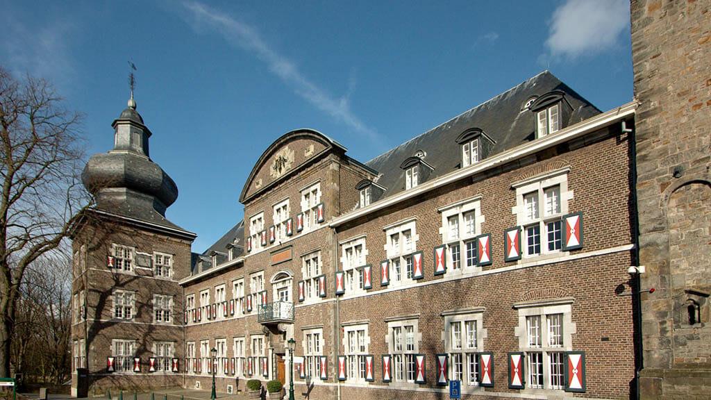 Bijzondere Overnachting Origineel Overnachten in Abdij Rolduc Kerkrade Limburg1