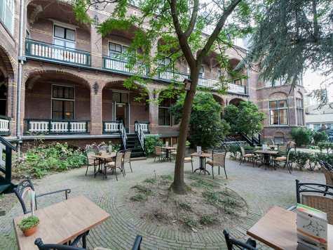 Bijzondere Overnachting Origineel Overnachten voormalige kerk Fletcher Hotel Gilde Deventer5