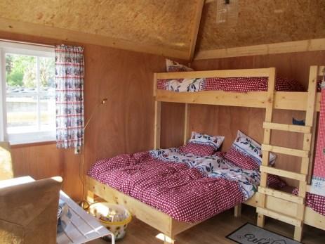 Bijzondere Overnachting Origineel Overnachten Slapen bij Hooiberghutten15