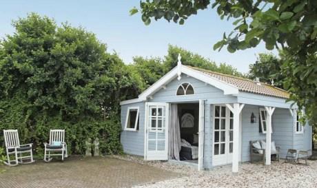 Een knus romantisch vakantiehuisje huren