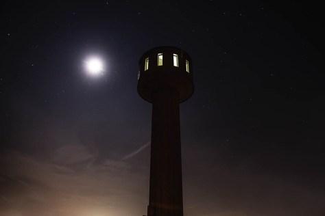 Bijzondere Overnachting Origineel Overnachten Slapen in de Watertoren van Nes Friesland18