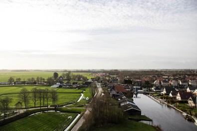 Bijzondere Overnachting Origineel Overnachten Slapen in de Watertoren van Nes Friesland22