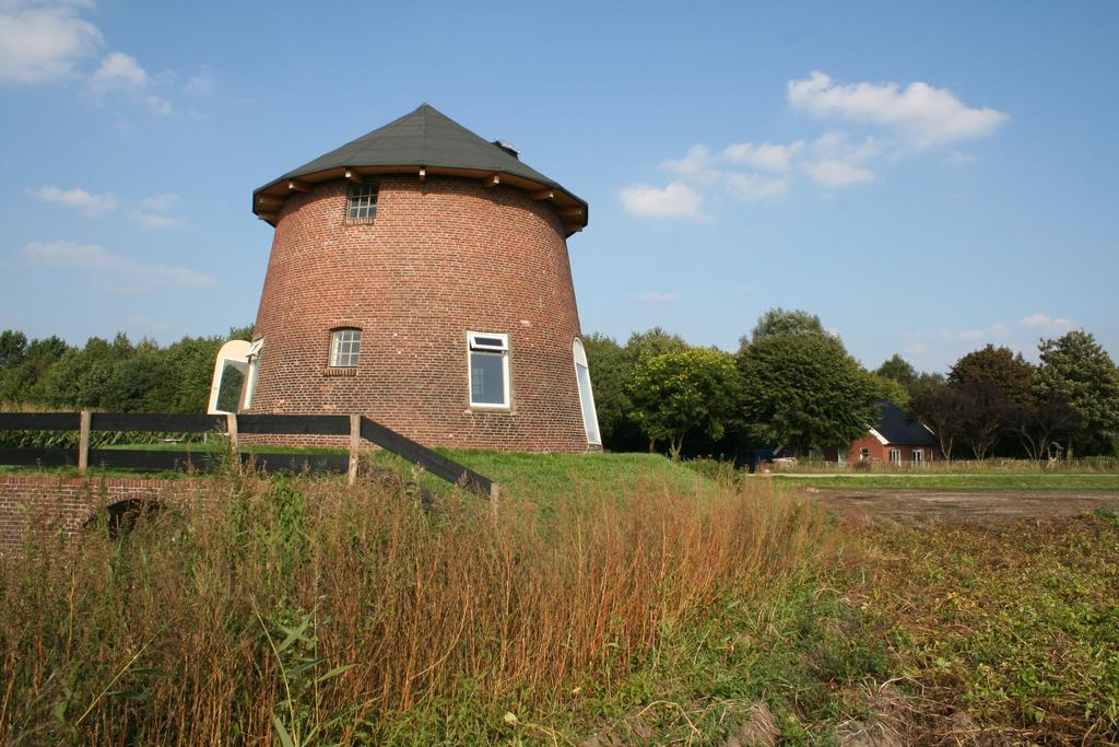 Origineel overnachting in Het Torentje van Trips - Slapen in een molen