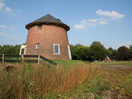 Origineel overnachting in Het Torentje van Trips – Slapen in een molen