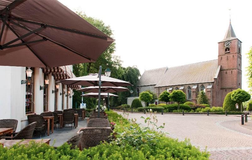 Bijzondere Overnachting Origineel Overnachten Knus overnachten in Hotel van Balveren in de Betuwe10