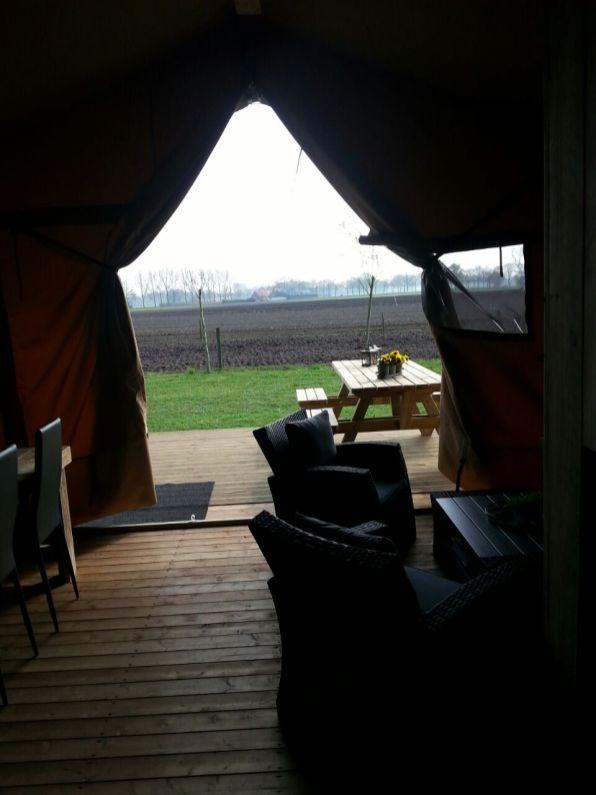 Bijzondere Overnachting Origineel Overnachten Natuurlijk overnachten in een safaritent op Erve Elsman9