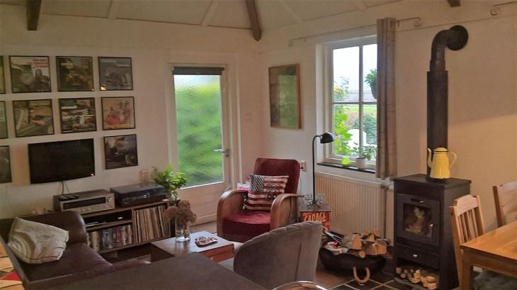 Bijzondere Overnachting Origineel Overnachten Slapen in Bed and Breakfast Garage Inn in het Brabantse Hank12