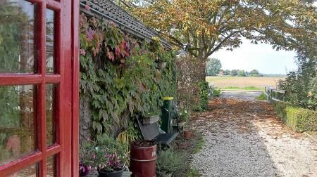 Bijzondere Overnachting Origineel Overnachten Slapen in Bed and Breakfast Garage Inn in het Brabantse Hank17