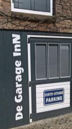 Bijzondere Overnachting Origineel Overnachten Slapen in Bed and Breakfast Garage Inn in het Brabantse Hank7