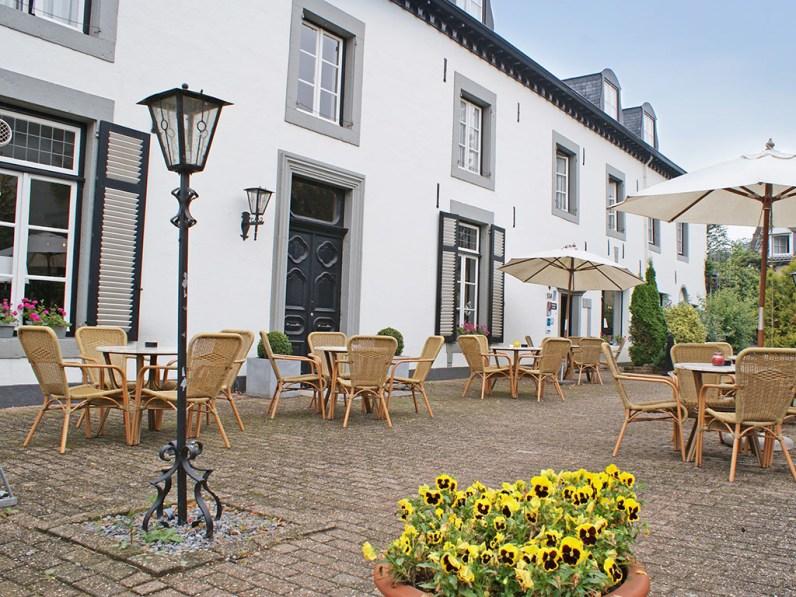 Bijzondere Overnachting Origineel Overnachten Slapen in Fletcher Hotel de Burghoeven in Valkenburg Limburg9