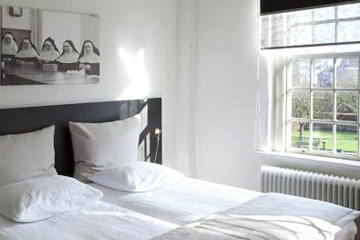 Bijzondere Overnachting Origineel Overnachten Slapen in Hotel Klooster Elsendael te Boxmeer2