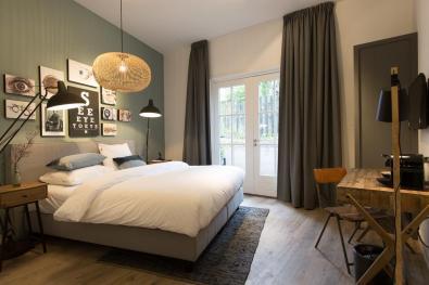 Bijzondere Overnachting Origineel Overnachten Slapen in Scandinavisch designhotel Eye Hotel Utrecht19