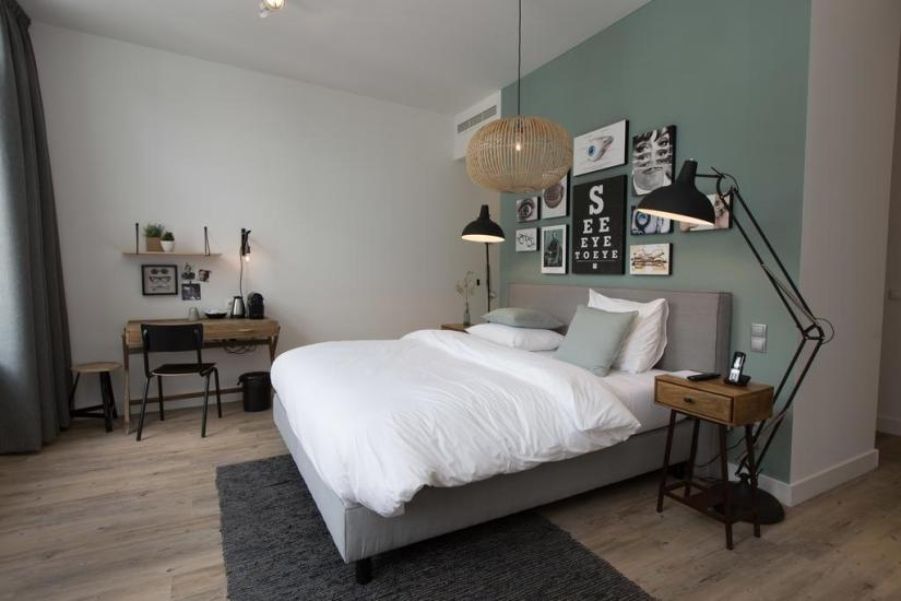Bijzondere Overnachting Origineel Overnachten Slapen in Scandinavisch designhotel Eye Hotel Utrecht9