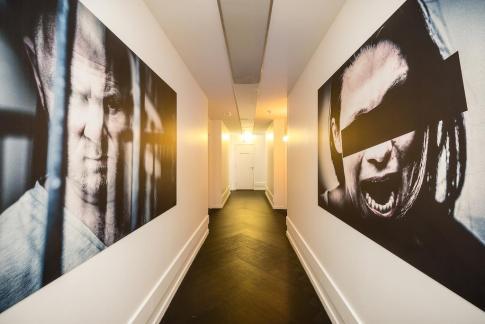 Bijzondere Overnachting Origineel Overnachten Slapen in designhotel in de oude rechtbank van Utrecht10