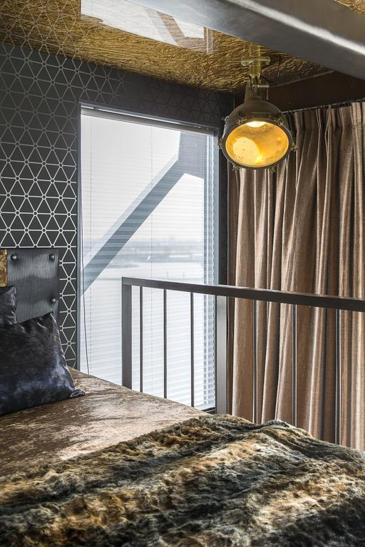 Bijzondere Overnachting Origineel Overnachten Slapen in het Faralda kraanhotel Amsterdam14