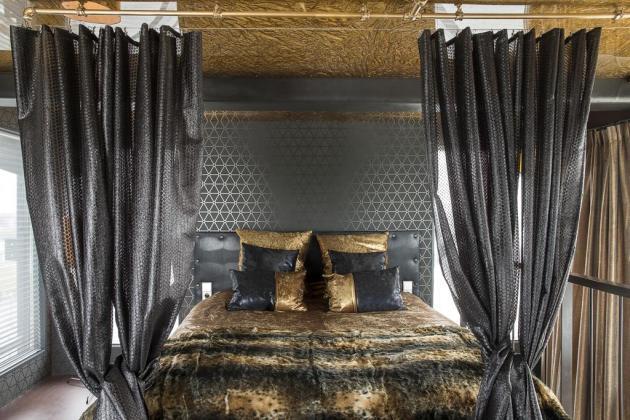 Bijzondere Overnachting Origineel Overnachten Slapen in het Faralda kraanhotel Amsterdam5